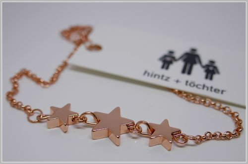 STERNCHEN-ARMBAND | ROSEGOLD